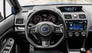hatchback subaru inside 2018 subaru wrx sti price release date specs interior