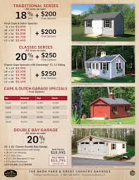 sale sheds garages post u0026 beam barns pavilions for ct ma ri