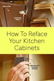 best 25 diy cabinet refacing ideas on pinterest updating