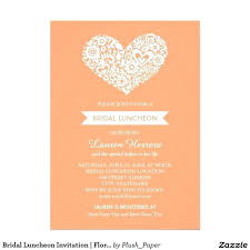 wedding luncheon invitations bridal luncheon invitation wording niengrangho info