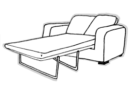 Sofa Drawing by Henley 3 5 Seater Leather Sofa Bed Sofa Beds Products