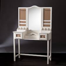 Jewelry And Makeup Vanity Table The 25 Best Mirror Jewelry Storage Ideas On Pinterest Jewelry