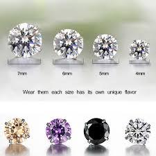 men diamond earrings 57 diamond stud earrings for men cheap popular mens diamond stud