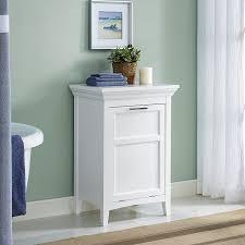 Dirty Laundry Hamper by Amazon Com Simpli Home Avington Laundry Hamper White Kitchen