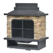 Outdoor Prefab Fireplace Kits by Decoration Outdoor Fireplace Kit Gecalsa Com