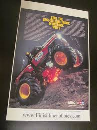 Radio Control Buggy And Truck Posters
