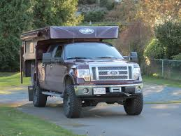 Ford Raptor Truck Camper - building the camper of your dreams phoenix pop up