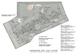 Eden Utah Map by Harrisville Disc Golf Course Professional Disc Golf Association