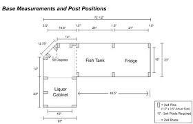 free home bar plans home bar layout home design ideas adidascc sonic us