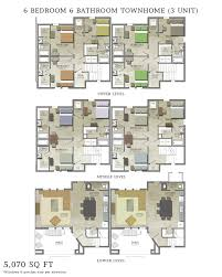 4 bedroom farmhouse plans 6 bedroom floor plans for house room w1024 one story small