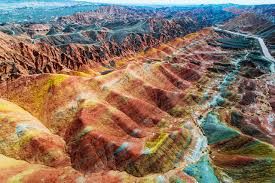 mountains images Check out one of the world 39 s epic wonders rainbow mountains jpg