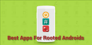 rooted apps for android best root apps for android