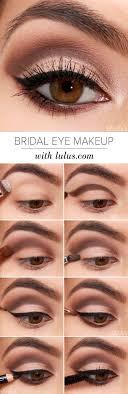 15 super basic eye makeup for beginners soft eye makeup tutorialwedding