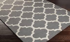 rugs black grey and white area rugs wonderful grey geometric rug