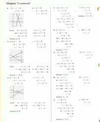 math with ms eringis answer key to algebra review for test
