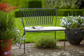 Metal Garden Table And Chairs Uk Hartman Anwen Bench Metal Garden Furniture Link Http Www