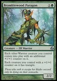 joraga warcaller worldwake magic the gathering mtg