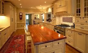 Wood Kitchen Countertops by Brazilian Cherry Countertops Butcher Blocks Bar Tops Blog