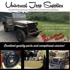 jeep road parts uk universal jeep supplies one of the uk s choice for willys