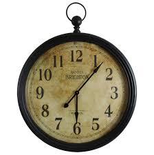 grande horloge murale gà ante style ancienne montre a gousset