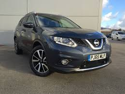 used nissan x trail cars for sale in lancaster lancashire