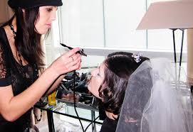 Airbrush Makeup Professional Chicago Wedding Airbrush Makeup By Vip Chicago Brides