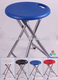 lightweight small backpack portable round folding stool with pp