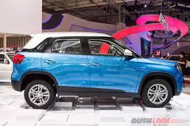 suzuki jeep 2016 maruti vitara brezza sales cross 1 75 lakh waiting period still high