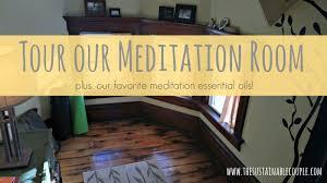 the sustainable couple meditation room u0026 oils for meditation