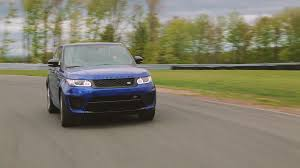 chrome range rover sport 2015 range rover sport svr video review autoblog