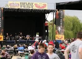 u0027s largest brat fest takes willow island music host