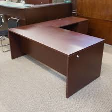 Executive L Desk by Used National 72