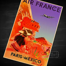 online get cheap vintage poster mexico aliexpress com alibaba group