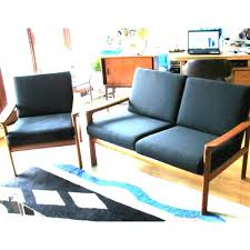 canape fauteuil sofa and easy chair arne wahl iversen for komfort denmark