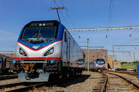 Amtrack Final Acs 64 Locomotive Enters Revenue Service Amtrak Media