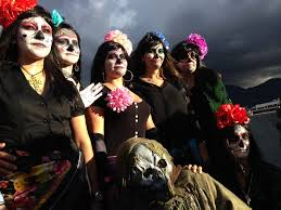 catrina costume free images crowd carnival clothing festival