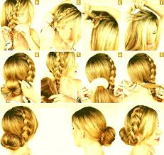 how to braid short hair step by step how to braid short hair step by step