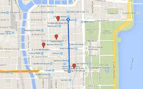 mcdonald s thanksgiving parade 2015 chicago route map start time