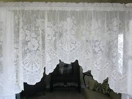 Lace Valance Curtains Lace Swag Valance Curtains Lace Valance Ivory Lace Curtain Valance