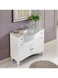 45 inch bathroom vanities