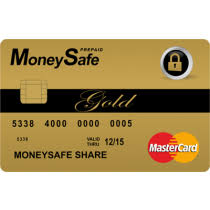 prepaid mastercards moneysafe prepaid mastercard