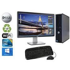 ordinateur de bureau wifi intégré ordinateur de bureau wifi achat vente pas cher