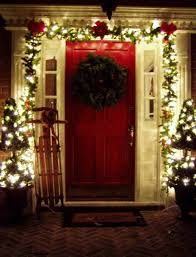 outside for outdoor christmas decorations ideas porch outside
