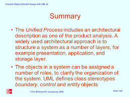 Architectural Design Of A System Practical Object Oriented Design With Uml 2e Slide 1 1 The Mcgraw