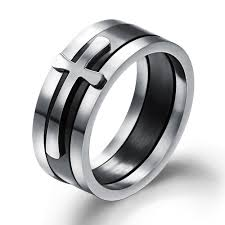 aliexpress buy new arrival fashion rings for men aliexpress buy fashion classical men jewelry steel cross