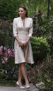 duchess kate kimono style pink dress featuring an orchid pattern
