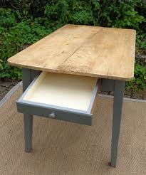 table cuisine tiroir table ancienne de cuisine de pecheur