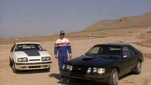 mustang gt2 1985 ford mustang gt svo manufacturer promo bobby rahal