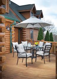 Hanover Patio Furniture 3 Ways To Protect Your Outdoor Patio Furniture In Winter Hanover