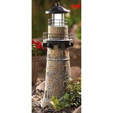 westinghouse outdoor lighting westinghouse lighthouse solar garden light 148353 solar
